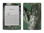 Amazon Kindle 4 Skin :: Tree Camo Green