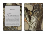 Amazon Kindle 4 Skin :: Tree Camo Tan