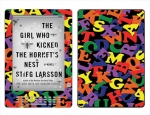 Amazon Kindle DX Skin :: Alphabet Soup