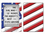Amazon Kindle DX Skin :: American Flag 1