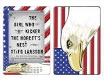 Amazon Kindle DX Skin :: American Flag 3