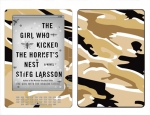 Amazon Kindle DX Skin :: Camo Desert