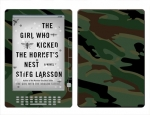 Amazon Kindle DX Skin :: Camo Green
