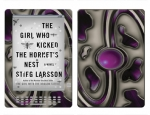 Amazon Kindle DX Skin :: Cynic Purple