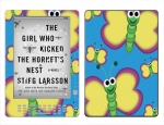 Amazon Kindle DX Skin :: Digital Butterfly