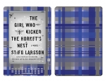 Amazon Kindle DX Skin :: Oceans Deep Plaid