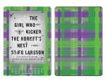 Amazon Kindle DX Skin :: Punk Rock Plaid