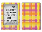 Amazon Kindle DX Skin :: Sun Kissed Plaid