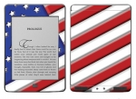 Amazon Kindle Touch Skin :: American Flag 1