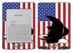 Amazon Kindle Touch Skin :: American Flag 2