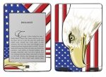 Amazon Kindle Touch Skin :: American Flag 3