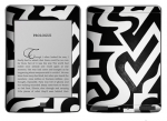 Amazon Kindle Touch Skin :: Chaos Theory