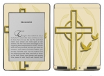 Amazon Kindle Touch Skin :: Christian 1