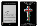 Amazon Kindle Touch Skin :: Christian 3