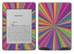 Amazon Kindle Touch Skin :: Color Blast