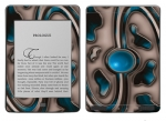 Amazon Kindle Touch Skin :: Cynic Blue