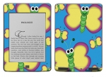 Amazon Kindle Touch Skin :: Digital Butterfly