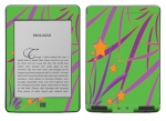 Amazon Kindle Touch Skin :: Floating Stars