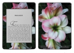Amazon Kindle Touch Skin :: Floral Grace