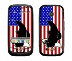 LG Cosmos Touch Skin :: American Flag 2