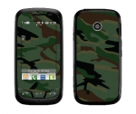 LG Cosmos Touch Skin :: Camo Green