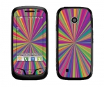 LG Cosmos Touch Skin :: Color Blast