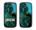 LG Cosmos Touch Skin :: Cosmic Flowers 2