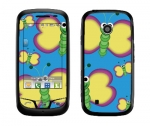 LG Cosmos Touch Skin :: Digital Butterfly