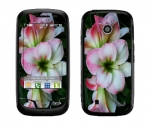 LG Cosmos Touch Skin :: Floral Grace