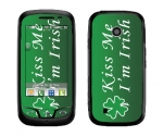 LG Cosmos Touch Skin :: Kiss Me Irish