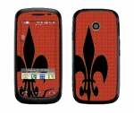 LG Cosmos Touch Skin :: Royal Heraldry