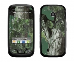 LG Cosmos Touch Skin :: Tree Camo Green