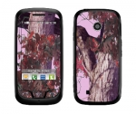 LG Cosmos Touch Skin :: Tree Camo Pink