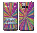 LG Dare Skin :: Color Blast