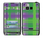 LG Dare Skin :: Punk Rock Plaid
