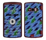 LG enV3 Skin :: Diamond Craze