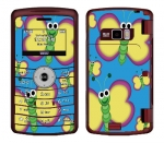 LG enV3 Skin :: Digital Butterfly