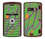 LG enV3 Skin :: Floating Stars