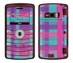 LG enV3 Skin :: Candy Shop Plaid