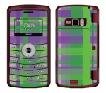 LG enV3 Skin :: Punk Rock Plaid