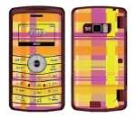 LG enV3 Skin :: Sun Kissed Plaid