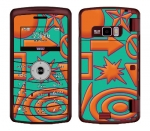LG enV3 Skin :: Shape Up