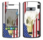 LG enV Touch Skin :: American Flag 3