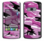 LG enV Touch Skin :: Camo Pink
