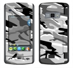 LG enV Touch Skin :: Camo Snow