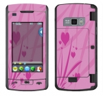 LG enV Touch Skin :: Floating Hearts
