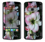 LG enV Touch Skin :: Floral Grace