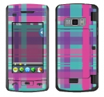 LG enV Touch Skin :: Candy Shop Plaid
