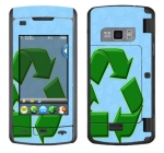 LG enV Touch Skin :: Recycle