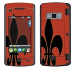 LG enV Touch Skin :: Royal Heraldry